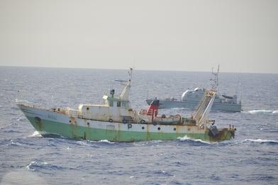 Cipro, peschereccio italiano speronato da barche turche