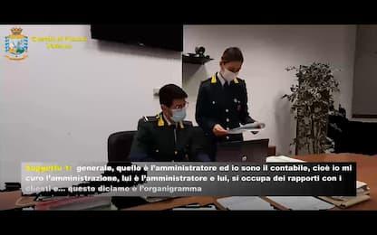 Truffe, fatture false per 16 milion di euro: 5 arresti a Palermo