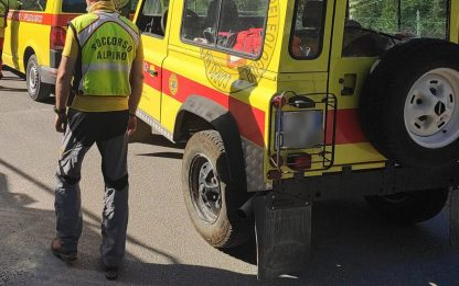 Piemonte, morti i due escursionisti dispersi sulle montagne