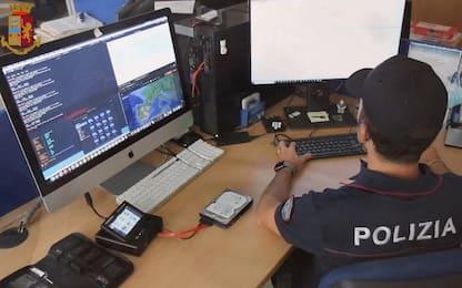 Palermo, inchiesta procura su pedopornografia: arresti in tutta Italia