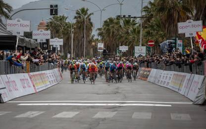 Ciclismo: al via il Giro di Sicilia con Nibali, Froome e Valverde