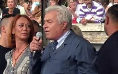 Messina, parlò da palco No Green pass: sospeso giudice Giorgianni