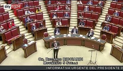Fase 2, Ricciardi (M5s) critica modello lombardo, protesta opposizioni