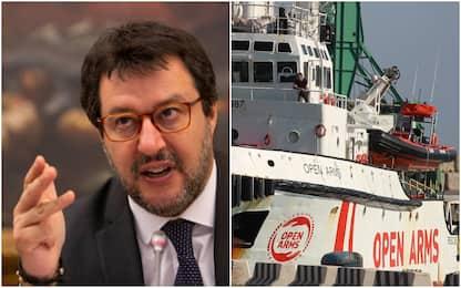 Open Arms, Salvini rinviato a giudizio: prima udienza il 15 settembre