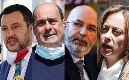 Sondaggi politici, Ipsos: Lega scende ma resta primo partito al 24,3%