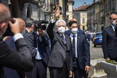 2 giugno, Mattarella a Codogno. Centrodestra in piazza a Roma