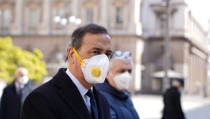 """Coronavirus, Sala a Sky TG24: """"Per Milano come prima servono 2-3 anni"""""""