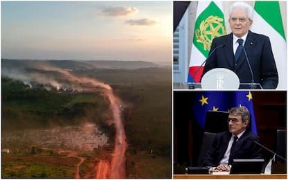Giornata ambiente, Mattarella: Politica lavori per futuro sostenibile