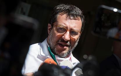 """Roma, Salvini su ricandidatura Raggi: """"Ultimi giorni da sindaco"""""""
