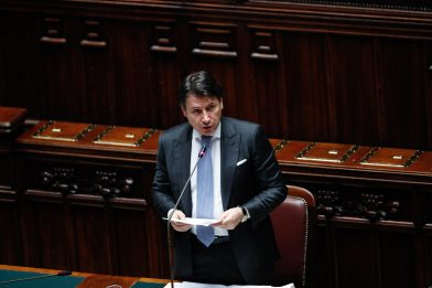 Governo, i redditi dei politici: Conte scende a 158mila euro