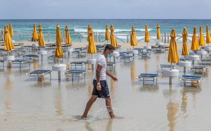 Spiagge, dal Veneto alla Sicilia: il calendario delle riaperture