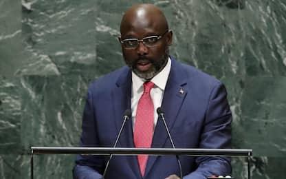 55 anni per Weah, il bomber che prova a governare la Liberia