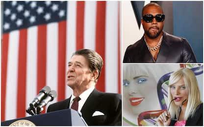 Da Kanye West a Cicciolina: lo spettacolo entra in politica. FOTO