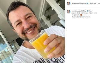 Matteo Salvini Papeete