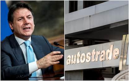 """Autostrade, Conte: """"Governo non accetterà sacrificio bene pubblico"""""""