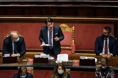 """Recovery fund, Conte in Parlamento: """"Ue ad altezza della sua storia"""""""
