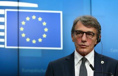 Parlamento Ue, David Sassoli resta in convalescenza