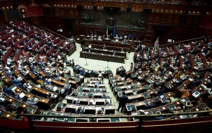Commissioni permanenti, concluso nella notte voto presidenti Camera