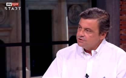 """Carlo Calenda a Sky TG24: """"Il governo è pericolante"""""""