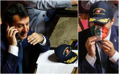 Open Arms, il Senato autorizza il processo a Salvini