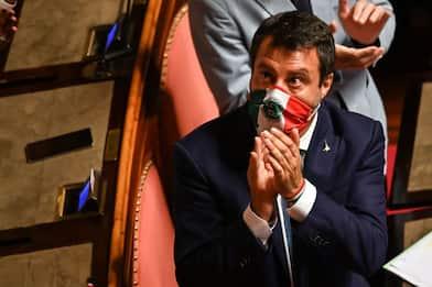 Draghi, Salvini: fiducia in ministri, ma cambiare qualche tecnico