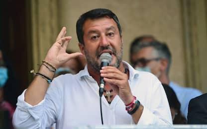 Covid Terracina, possibile cluster a comizio elettorale di Salvini