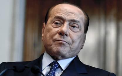 """Matteo Salvini: """"Sentito Berlusconi, non sta benissimo ma ne uscirà"""""""
