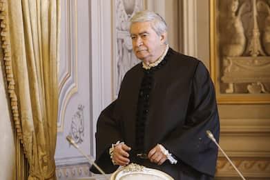 Mario Morelli eletto nuovo presidente della Corte Costituzionale