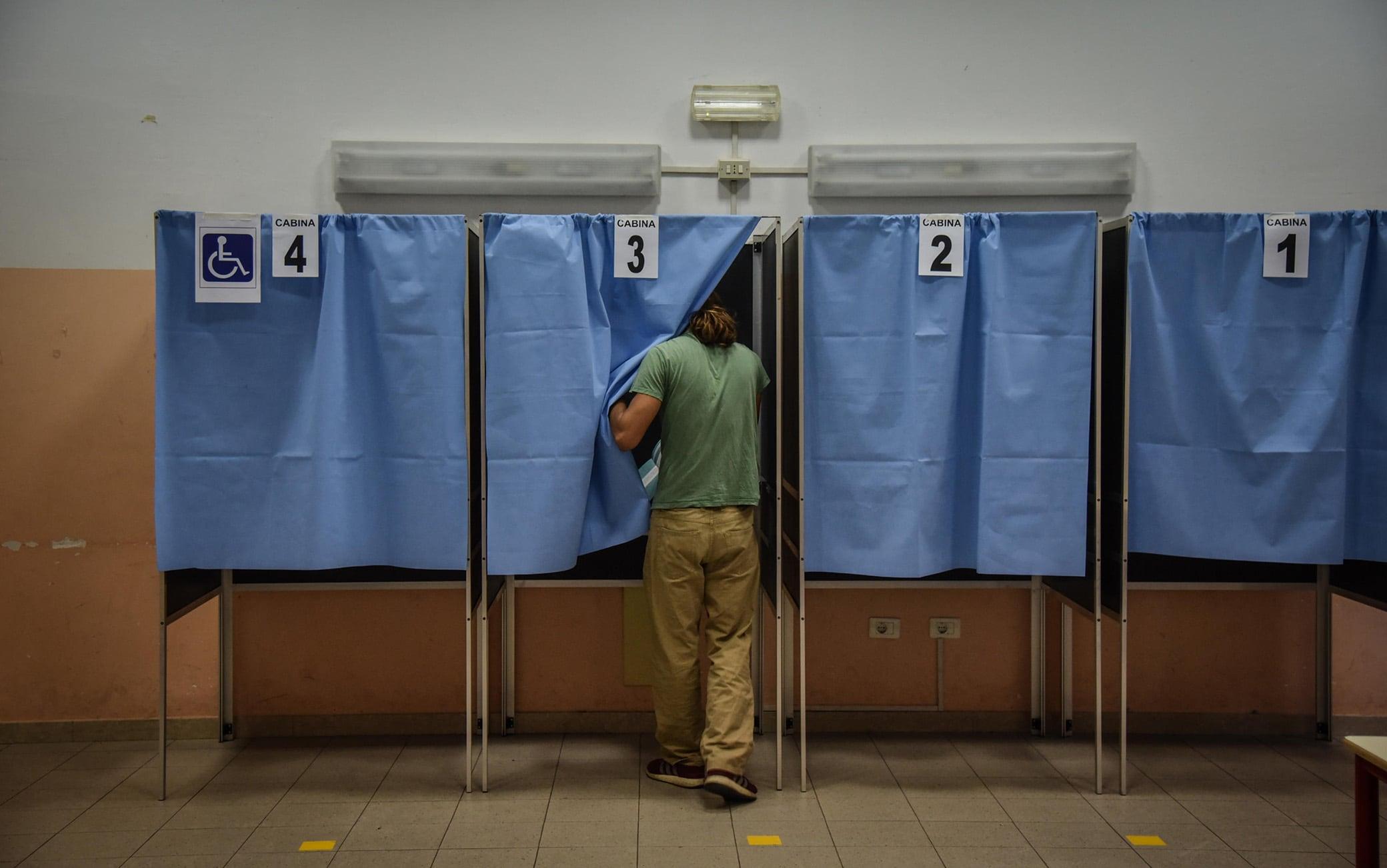 Elezioni e Referendum - cover