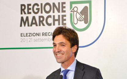 Risultati elezioni Marche, vince Francesco Acquaroli
