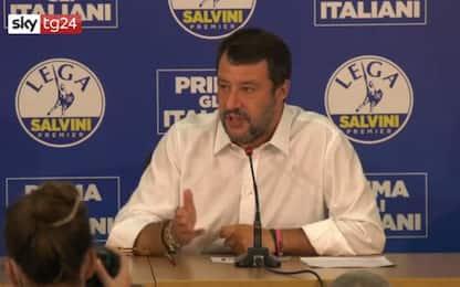 """Elezioni Regionali, Salvini: """"M5s e Renzi cancellati da elettori"""""""