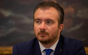 Conf stampa Salvini delle 11