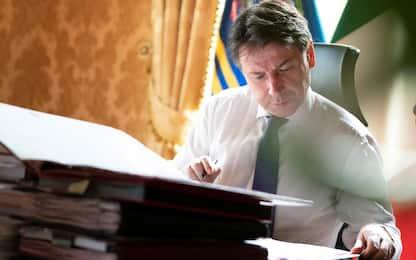 Crisi di governo, dai ristori ad Alitalia: i dossier a rischio