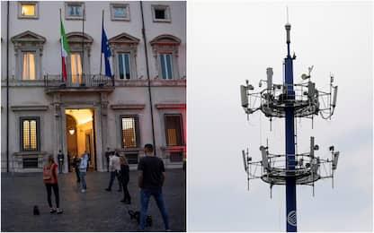 5G, vertice governo: standard sicurezza elevati ma consapevoli rischi