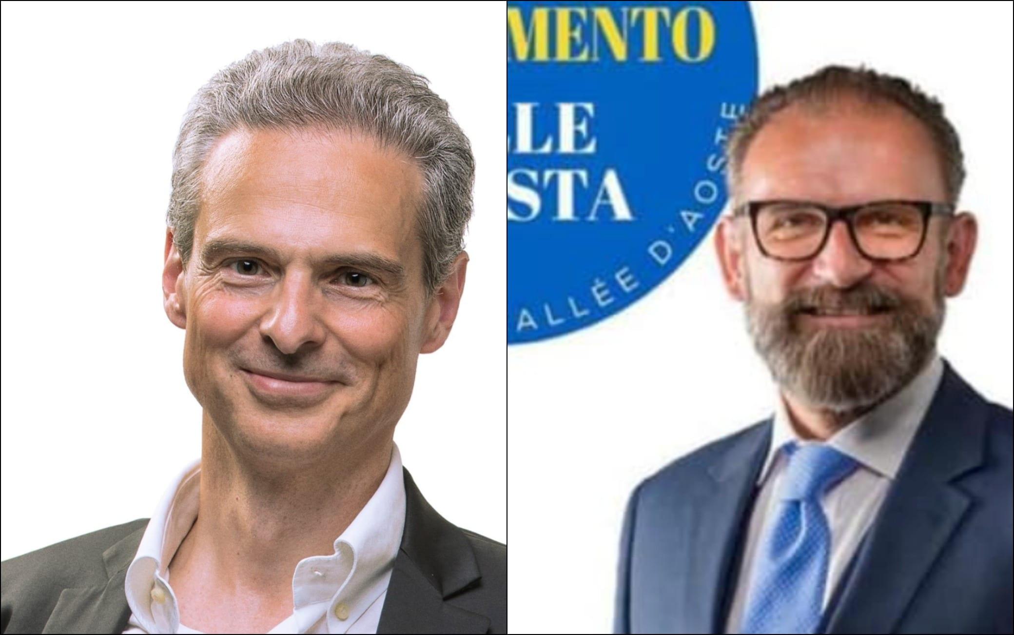 Gianni Nuti e Giovanni Girardini