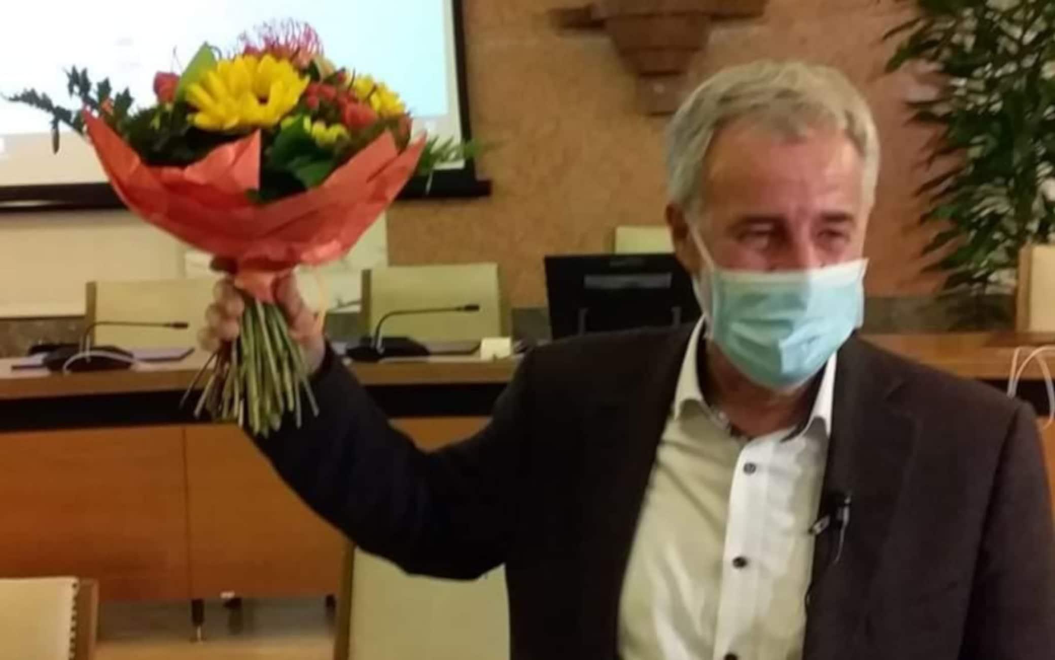 Paul Roesch, sindaco Merano