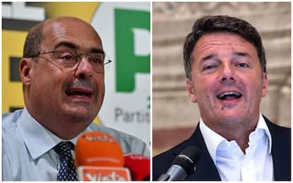"""Dpcm, Zingaretti a Renzi: """"Intollerabile avere i piedi in due staffe"""""""