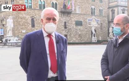Covid, Giani: fare squadra per allentare morsa in Toscana per dicembre