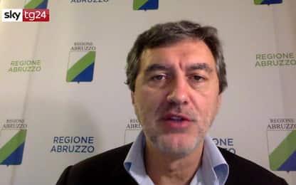 """Stagione invernale in Abruzzo, Marsilio: """"Governo apra paracadute"""""""