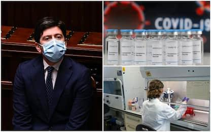 Covid, Speranza illustra il piano vaccini al Senato: ecco cosa prevede