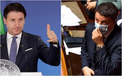 """Conte, incontro con Renzi giovedì: """"Governo rema in unica direzione"""""""