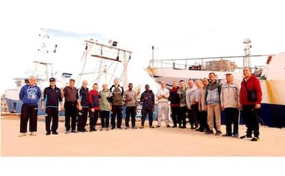 Non rispetta norme Covid, multato uno dei pescatori bloccati in Libia