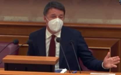 Governo, tensione con Iv. Renzi: accelerare o non ha senso restare