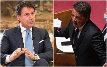 Conte-Renzi, un anno e mezzo di tensioni fino alla crisi di governo