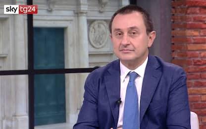 """Ettore Rosato a Sky Tg24: """"Se Conte vuole, crisi risolta in due ore"""""""