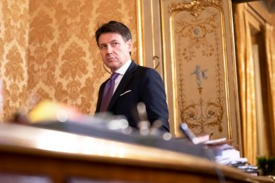 Governo news, Giuseppe Conte ha rassegnato le dimissioni