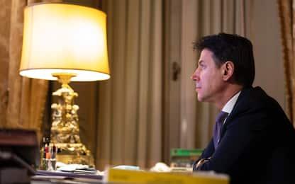 """Messaggio Conte su dimissioni: """"Nuovo governo per salvezza nazionale"""""""
