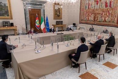Crisi di governo, dimissioni di Conte: oggi Iv e Pd al Quirinale