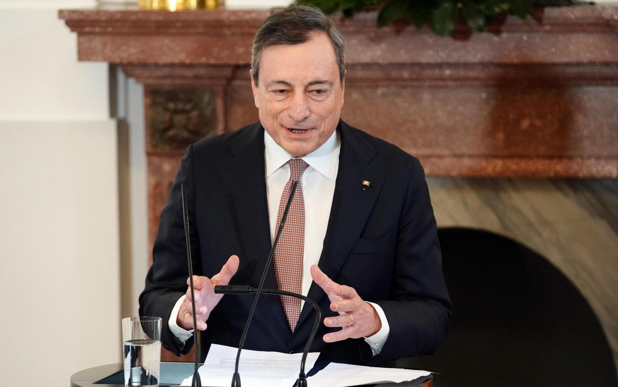 Mario Draghi, il pensiero economico del possibile futuro premier