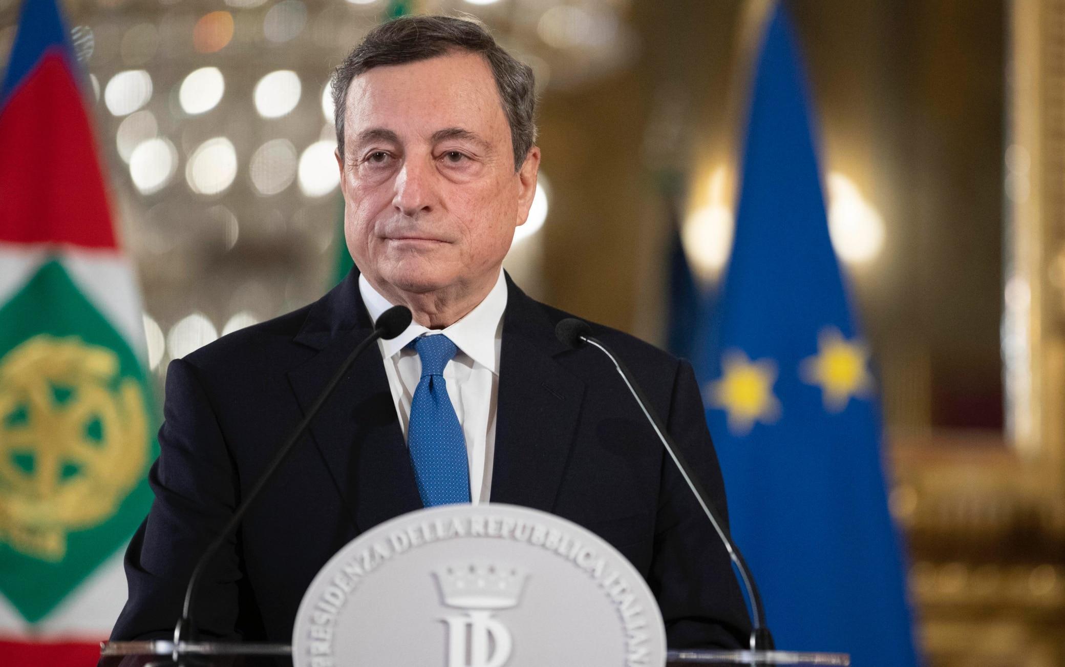 Mario Draghi: le consultazioni